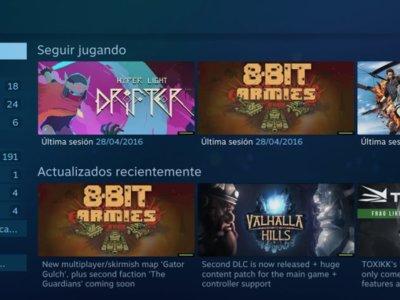 Ejecutar Steam en PS4 no es imposible... si se sabe cómo