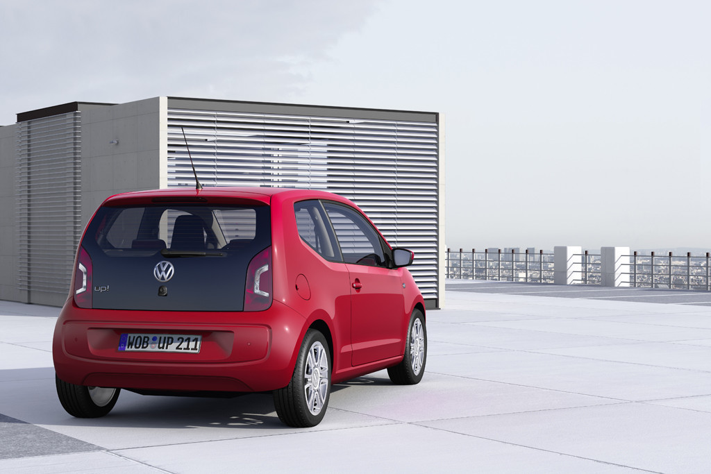 Foto de Volkswagen Up! (15/75)