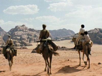 'Lobo', un western en Jordania