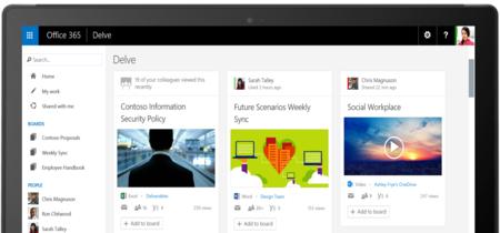 Delve: Trello y Asana tienen un rival de la mano de Microsoft
