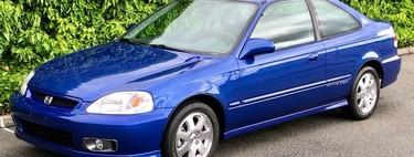 Este Honda Civic Si del 2000 se vendió por poco más de 1 MDP. El mantenerse sin modificaciones, su secreto