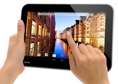 Toshiba nos presume sus tres nuevos tablets Excite