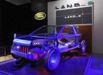 Land Rover Land_e