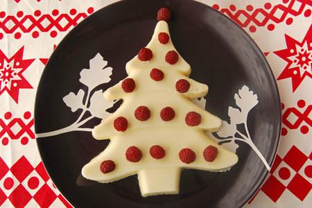 Recetas de navidad sin lactosa: Panacotta de vainilla festiva