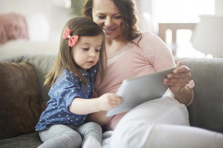 Niños y contenidos digitales