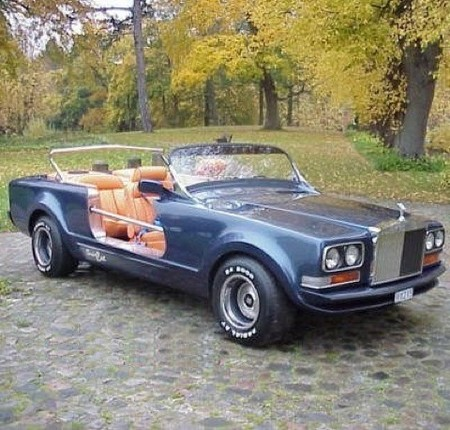 Rolls-Royce Camargue Sbarro1