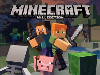 Confirmado: Minecraft en Wii U para el 17 de diciembre