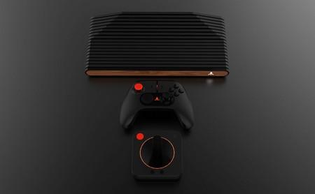¿Añoras la época de Atari? Ya se puede reservar la nueva consola y accesorios, aunque tendremos que esperar a 2020 para tenerla