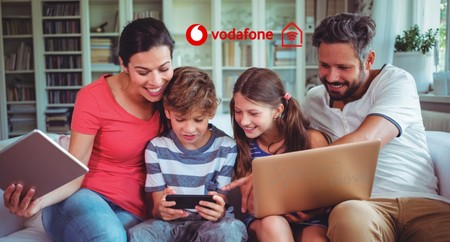 Vodafone rebaja sus tarifas de fibra sin móvil: hasta 12 euros menos al mes