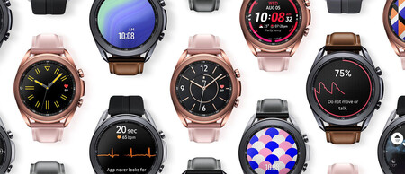 El Samsung Galaxy Watch 3 se actualiza mejorando la autonomía y otras cuatro características