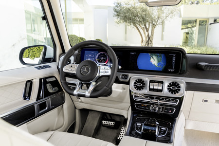 Mercedes Amg G 63 2018 185