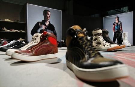 Alexander McQueen para Puma, deportivas