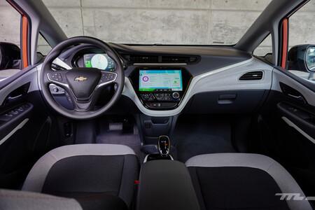 Chevrolet Bolt Ev 2021 Prueba De Manejo Opiniones 32