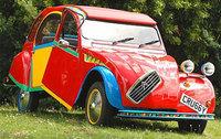 ¿Y si Picasso hubiese diseñado el Citroën 2CV?