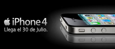 Movistar, Vodafone y Orange confirman la fecha de lanzamiento del iPhone 4 en España