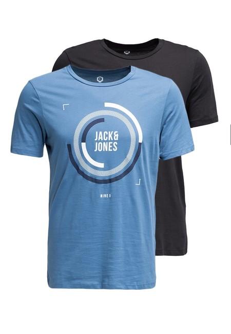 vendible muy genial bien baratas Ofertón en Zalando: pack de dos camisetas Jack & Jones ...