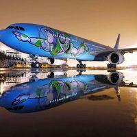 Hasta el infinito y más allá: China Eastern Airlines dedica un avión a 'Toy Story'
