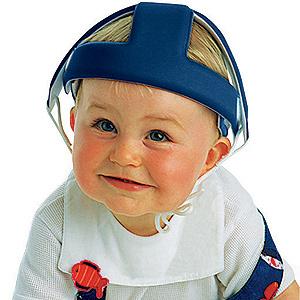 Gorro de seguridad para bebés inquietos