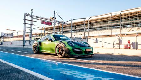Techart convierte al Porsche 911 Turbo S en una bestia llamada GTstreet RS, con 770 CV y 920 Nm de par