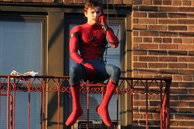 Spider Man Homecoming Trailer Imminent