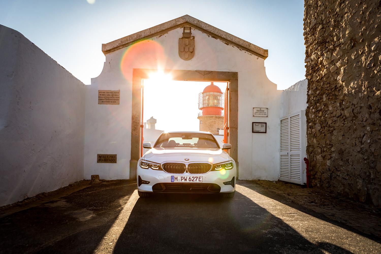 Foto de BMW 330e 2019 (10/11)
