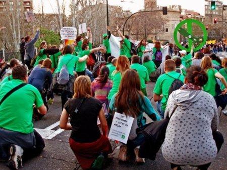 La Marea Verde critica que el Gobierno de Aragón gaste 672.000 euros en una aplicación de gestión académica