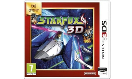 StarFox 64 para Nintendo 3DS rebajado a 11,99 euros en Fnac