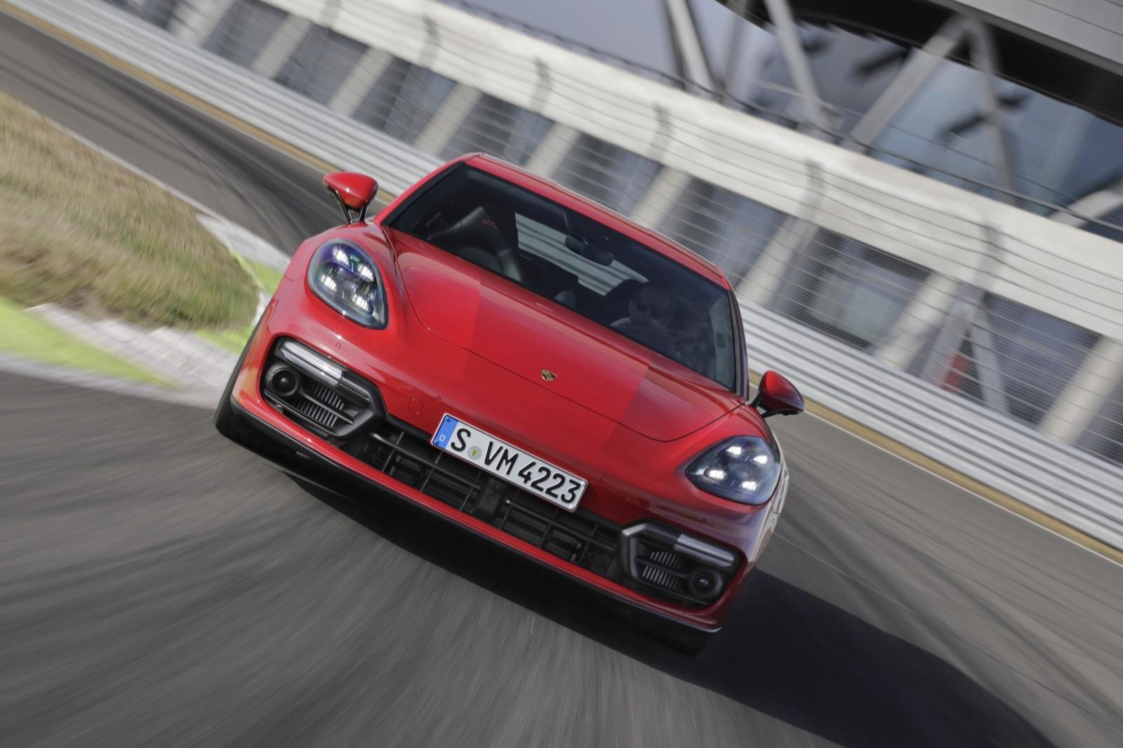 Foto de Porsche Panamera 2021 (16/57)