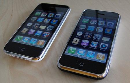 Vídeo que demuestra la superioridad gráfica del iPhone 3GS frente al iPhone 3G
