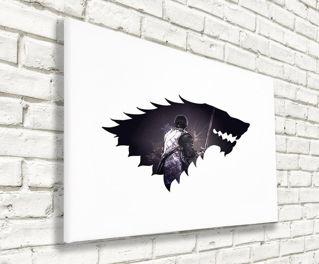 Lienzo Jon Snow