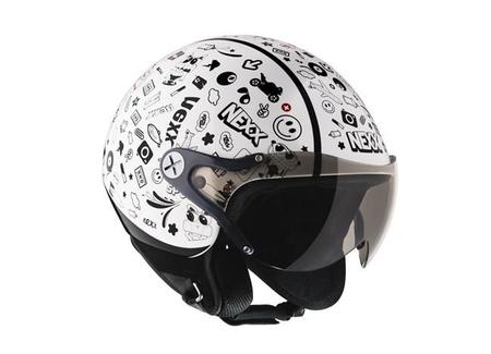 Kids Spock de X60 Kids por NEXX Helmets