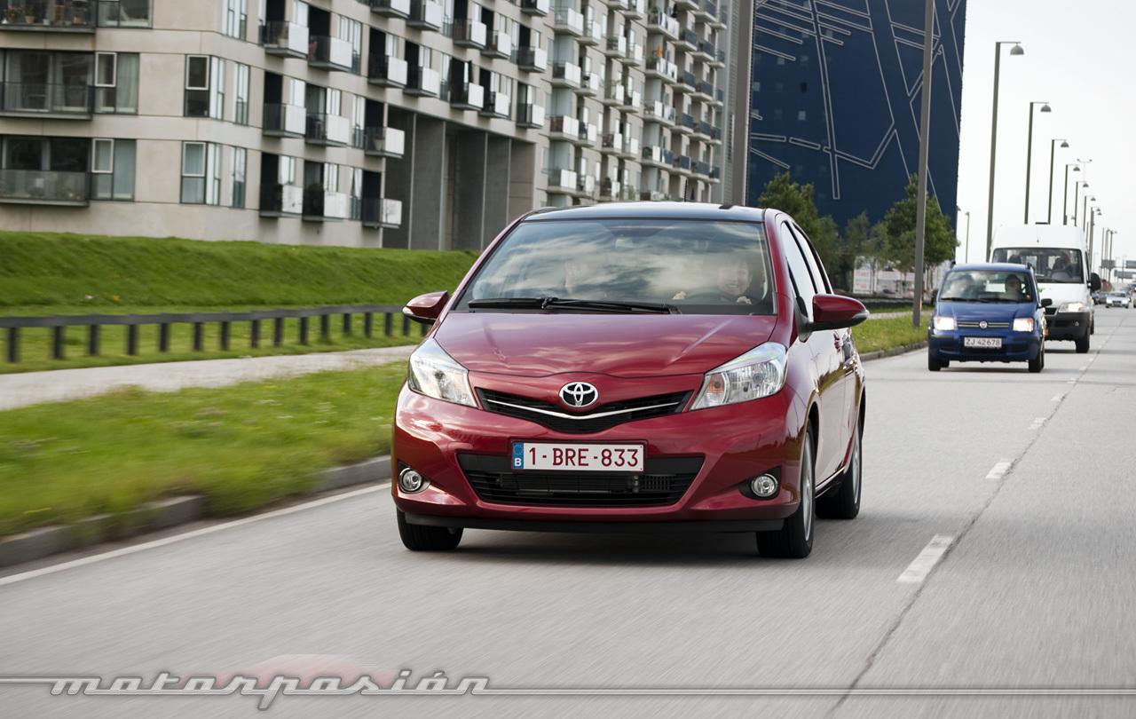 Foto de Toyota Yaris (presentación) (4/24)