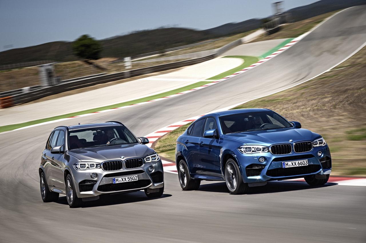 Foto de BMW X5 M y X6 M (2015) (12/22)