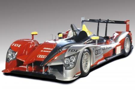 Nuevo Audi para las 24 Horas de Le Mans
