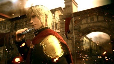 Ojo, ya podemos reservar Final Fantasy Type-0 HD, pero no será nada barato