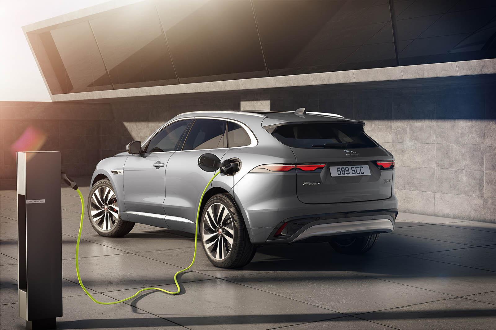 Foto de Jaguar F-Pace 2021 (1/21)