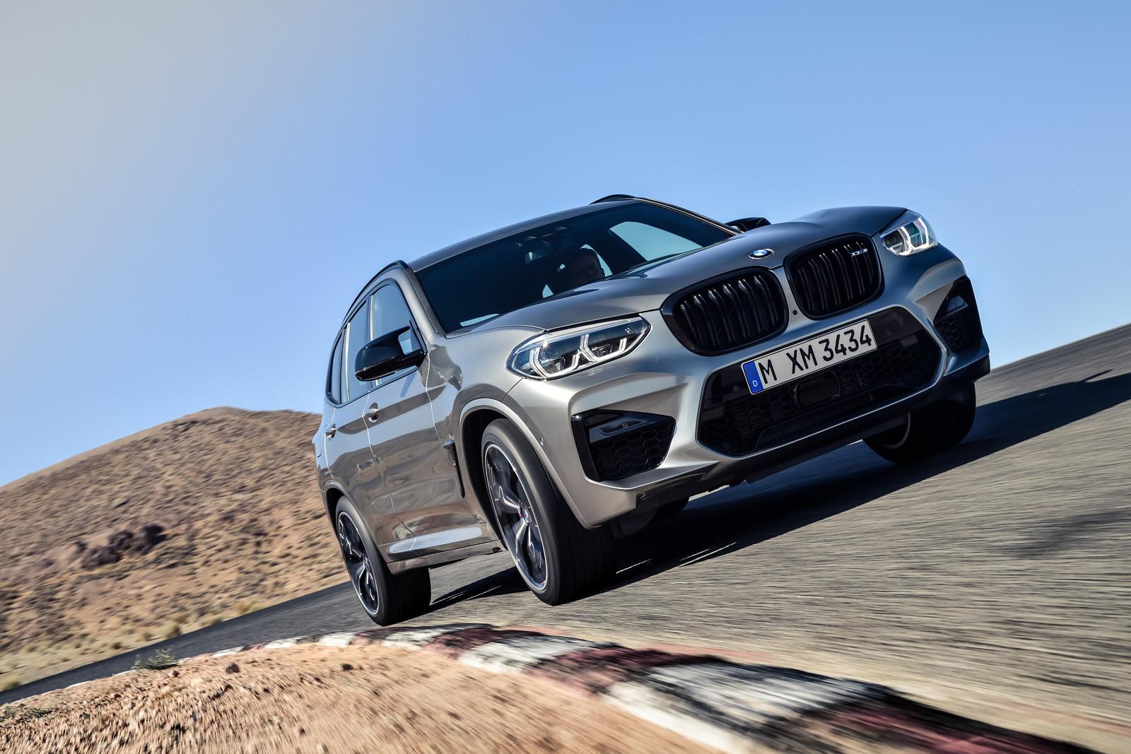 Foto de BMW X3 M 2020 (Presentación) (58/80)