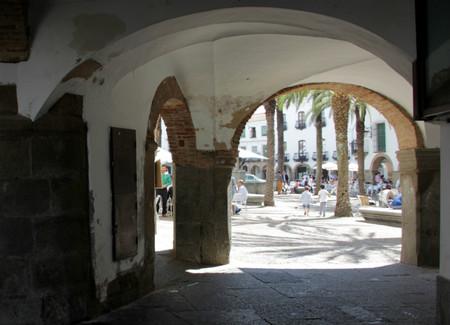 Plaza Chica Zafra