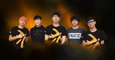 Se ha hecho de rogar, pero aquí está el nuevo roster de Fnatic