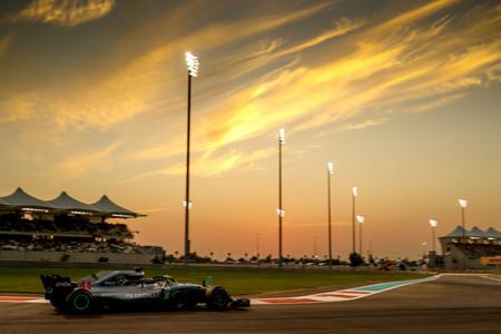 Lewis Hamilton domina sin rival en el último Gran Premio de Fernando Alonso en la F1