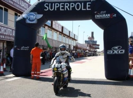 Superpole EWC Albacete 2010