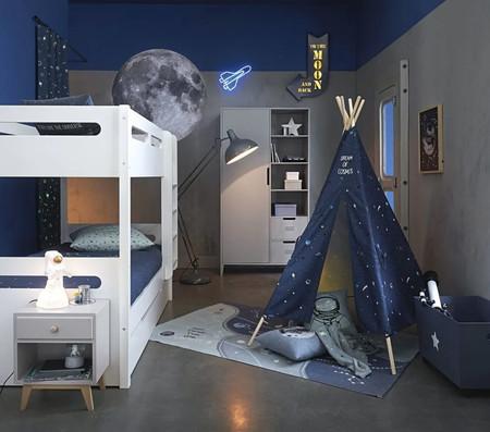 Dormitorio Infantil Mdm 4