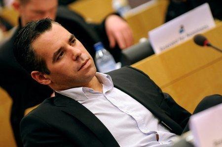 El eurodiputado Alexander Alvaro, impulsor de la declaración contra ACTA, espera conseguir apoyos entre los socialistas españoles