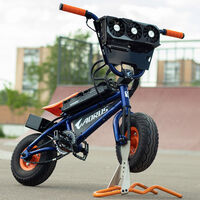 Exo Giga Bike es la bicicleta más potente del mundo: tiene una RTX 3070, 32GB de RAM y enfriamiento por agua, toda una PC gamer
