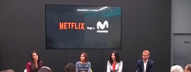 """Los detalles de la integración de Netflix en Movistar: """"Un acuerdo pionero en nuestra industria"""""""