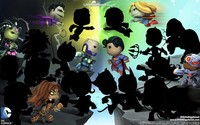 'LittleBigPlanet 2' se viste de DC Comics