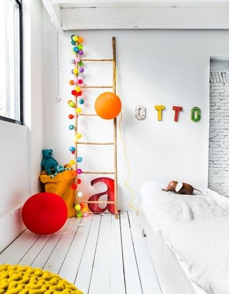 Ilumina y decora a todo color con Happy Lights