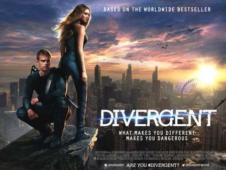 'Divergente', la película