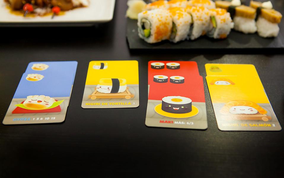 Sushi Go! (Foto: Miguel Michán)