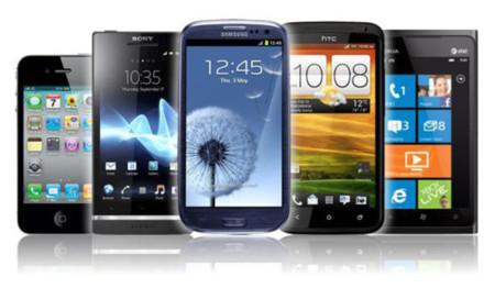 Se han vendido 250 millones de smartphones este trimestre, Samsung el triple que Apple